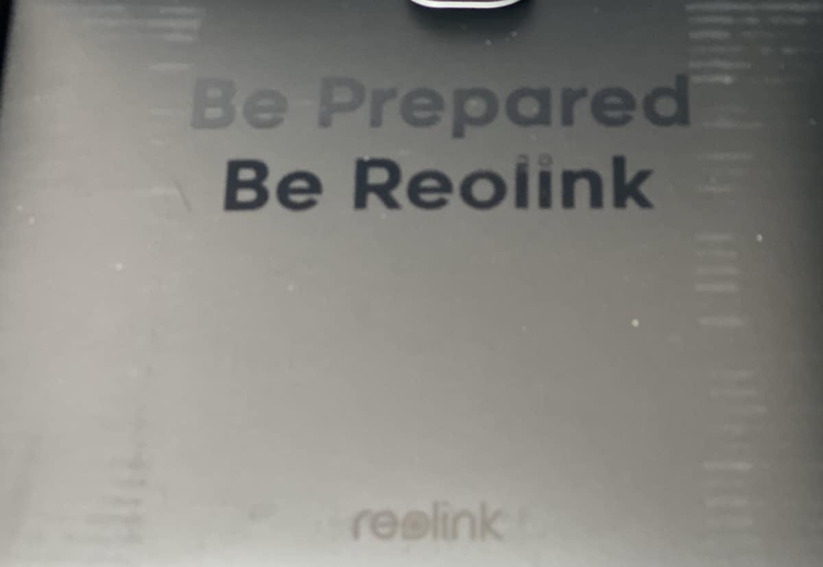 Caja Reolink