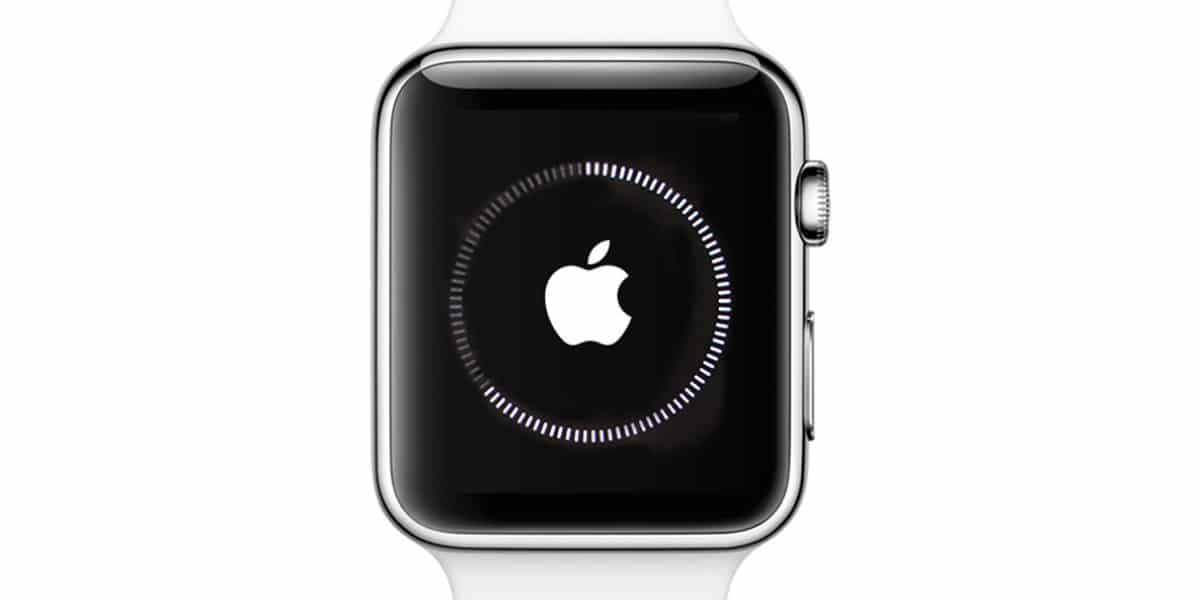Apple Watch restaurar
