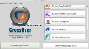 CrossOver 20 puede ejecutar Windows en Mac con M1