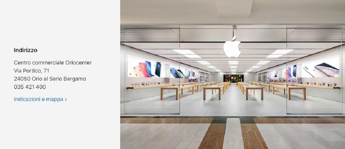 Las Apple Store de Italia volverán a cerrar