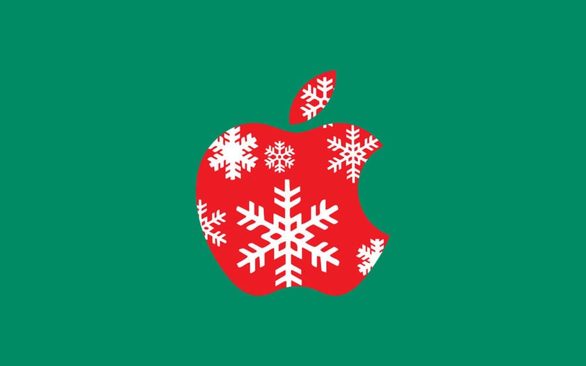 Navidad en Apple