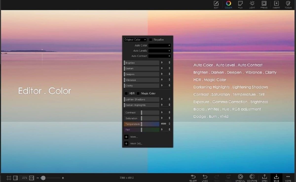 Actualizacion para Mac de PhotoScape