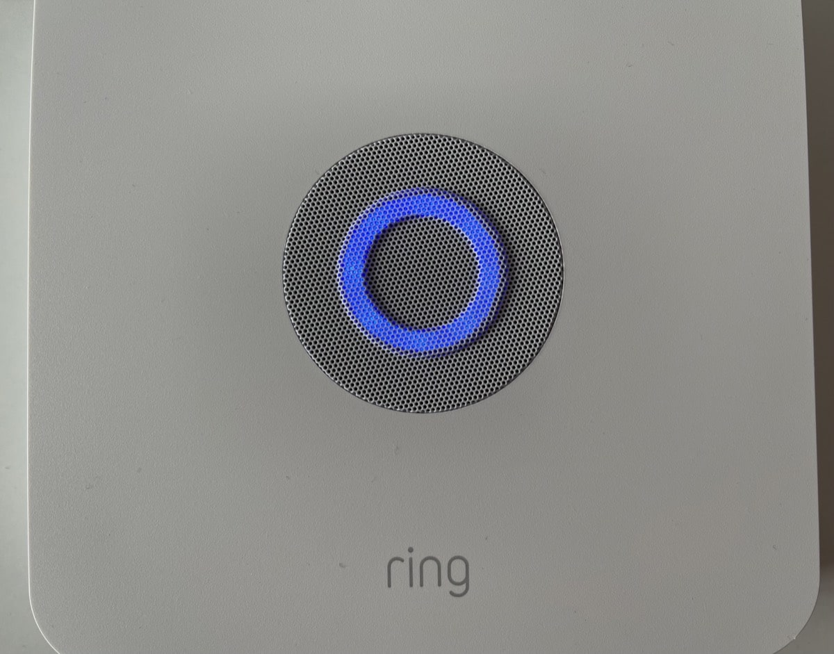 Estación base Ring Alarm