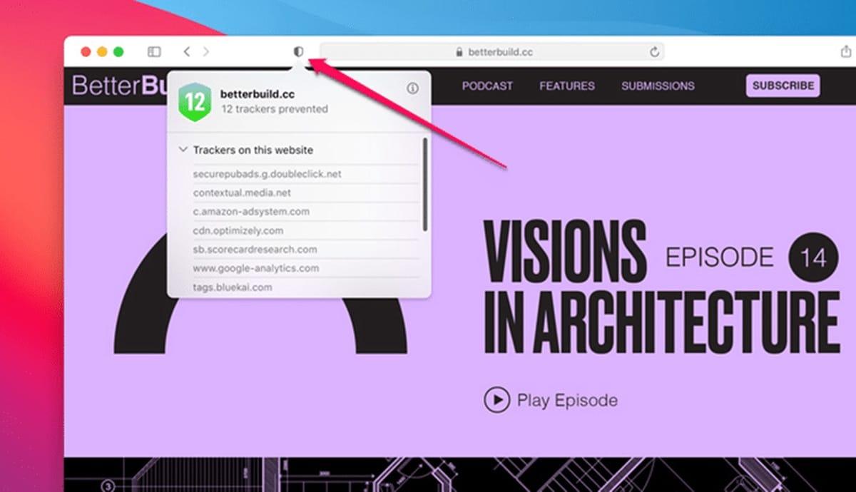 Safari en macOS Big Sur con nuevas funcionalidades