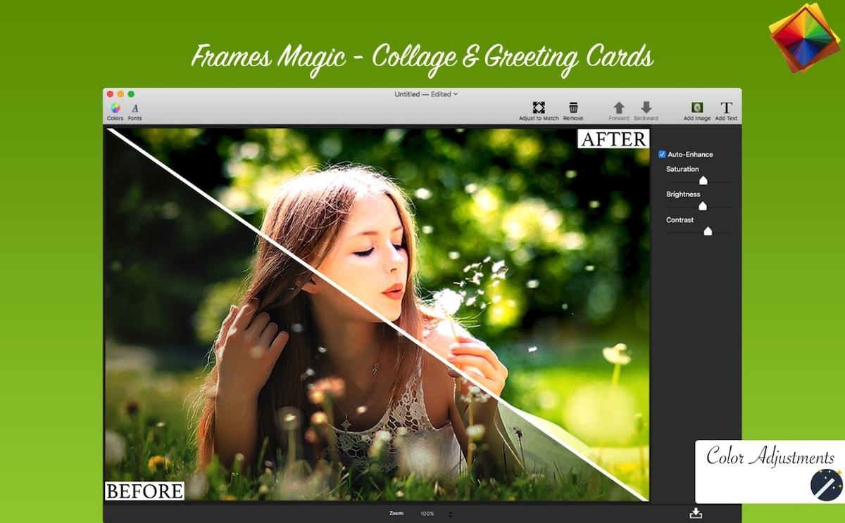 Frames Magic