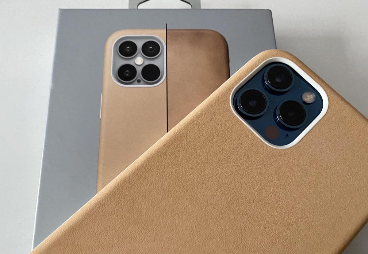 Nomad beis funda iPhone 12 Pro Max