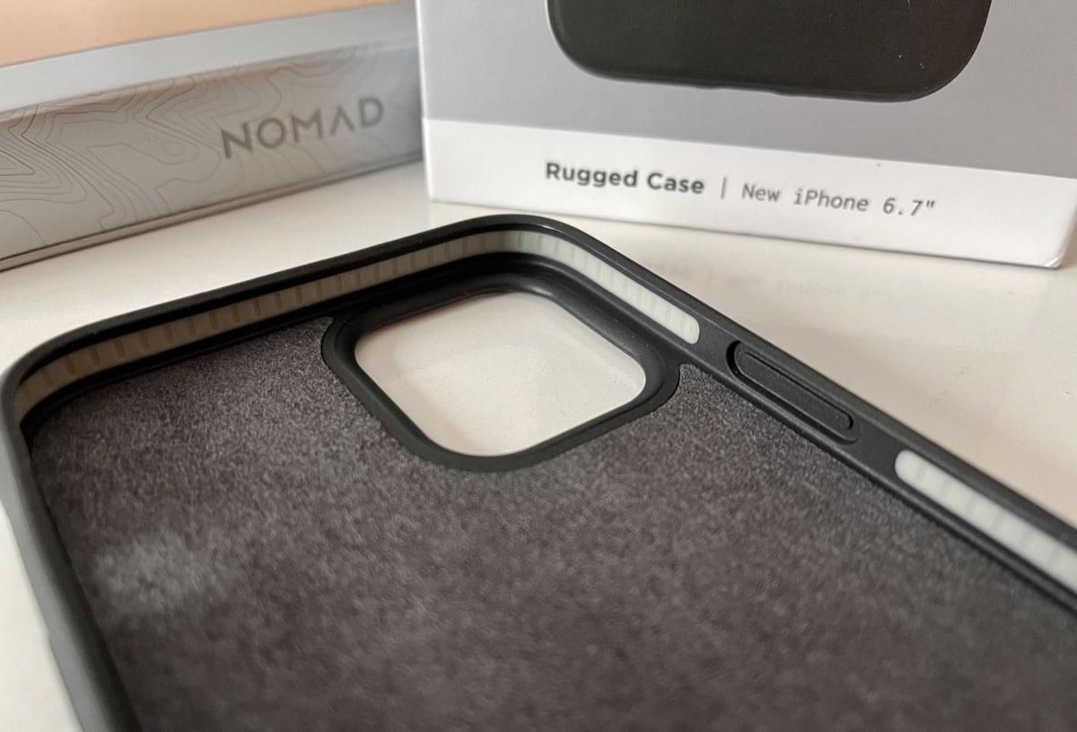 Interior Nomad funda iPhone 12 Pro Max