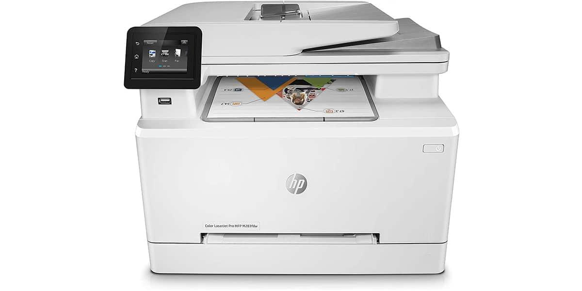 Impresora HP Láser