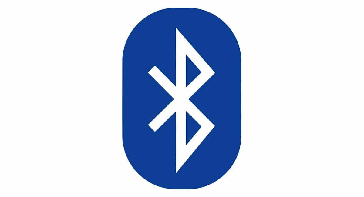 logo simbolo bluetooth