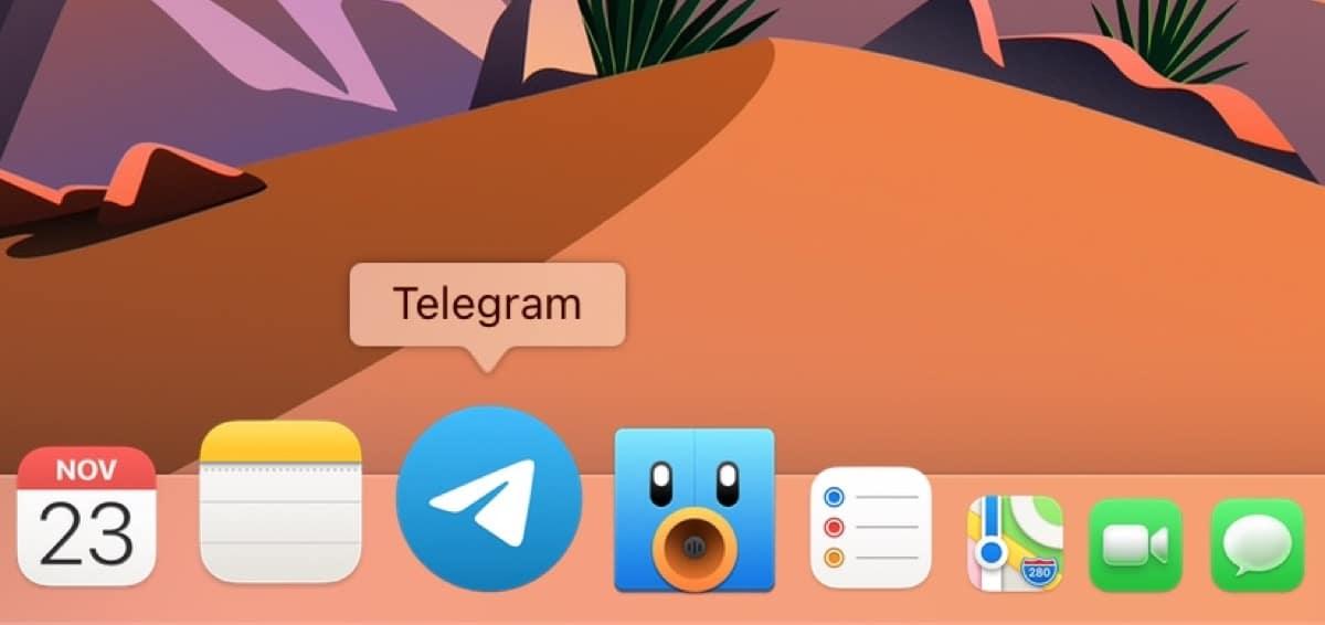 Telegram MacOS