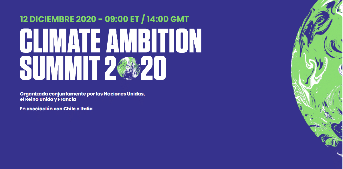 Tim Cook interviene en Cumbre de las Naciones Unidas sobre la Ambición Climática