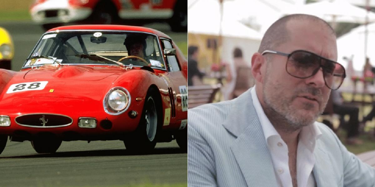 Rumores colocan a Jony Ive como nuevo CEO de Ferrari