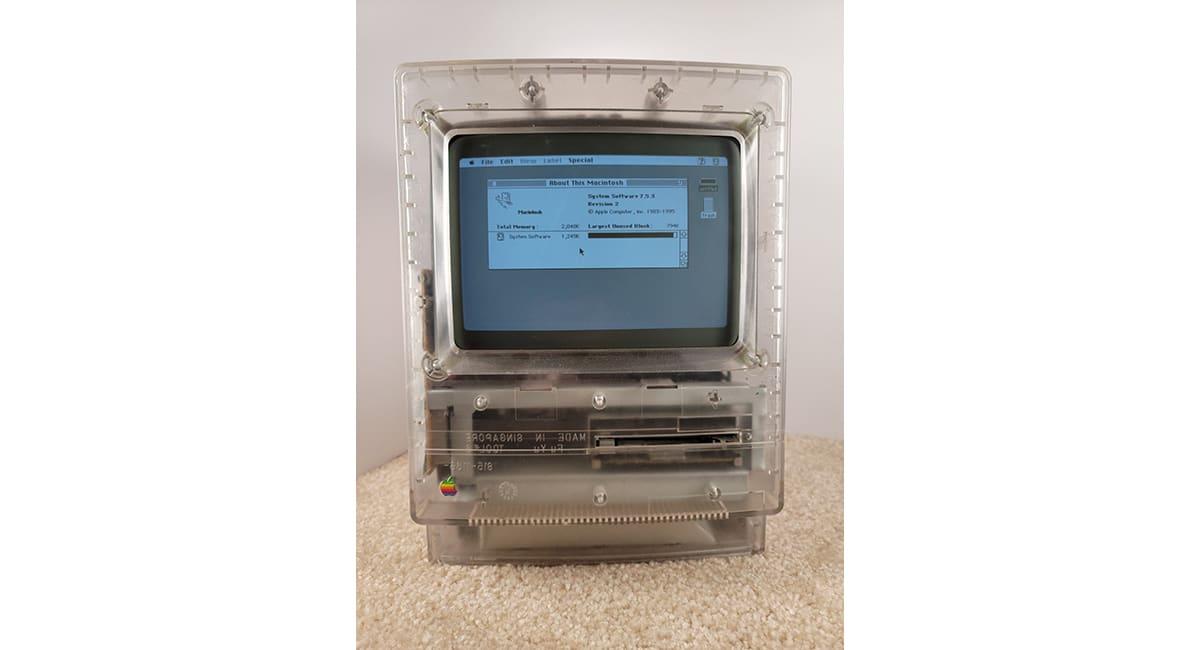 Macintosh Classic Prototipo