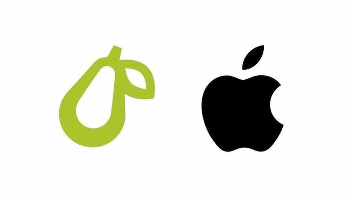 Prepear logotipo disputa con Apple