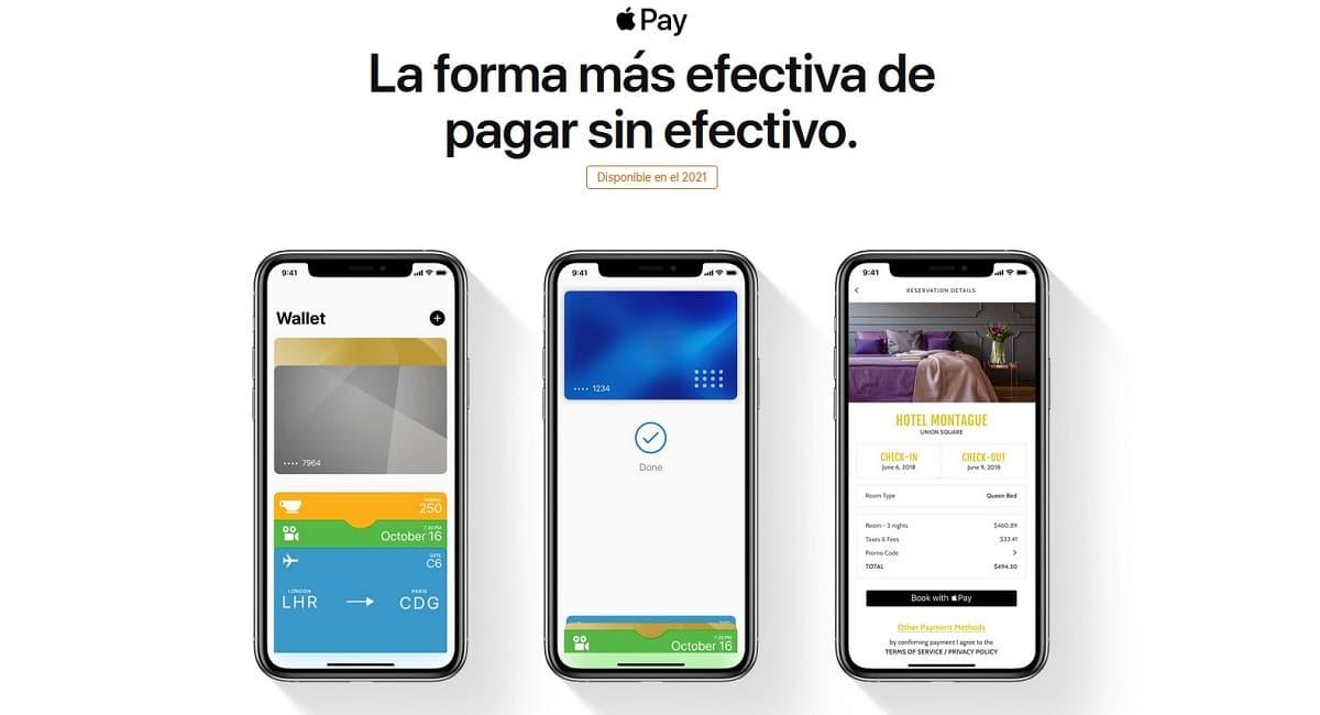 Apple Pay México