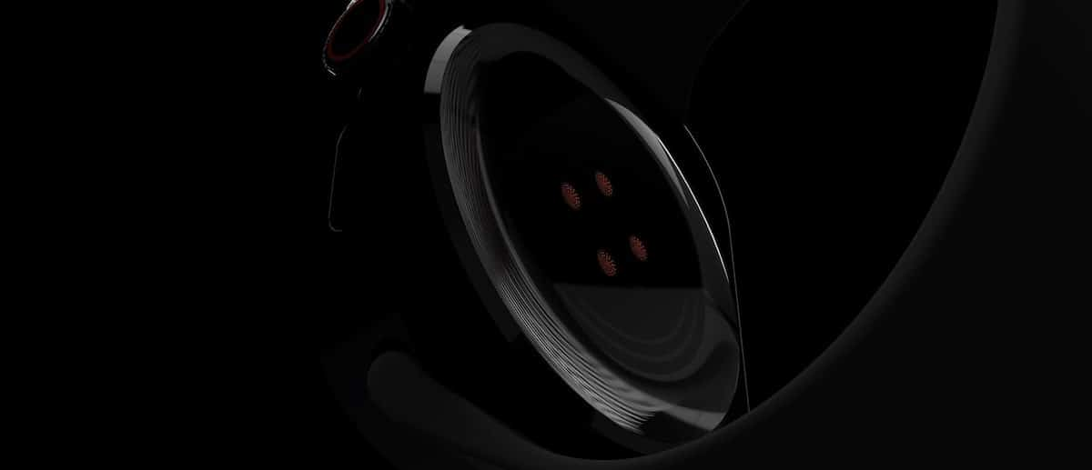 Concepto Apple Watch Series 7