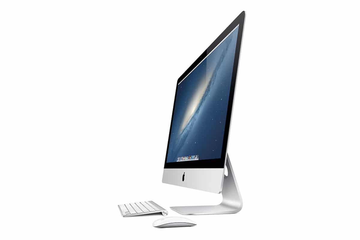El iMac del 2013 con 5k es ahora Vintage