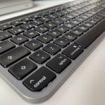 Teclado Logitech MX para Mac