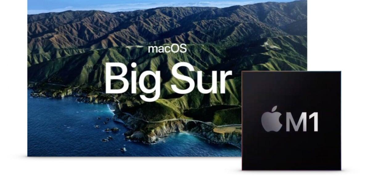 M1 Big Sur