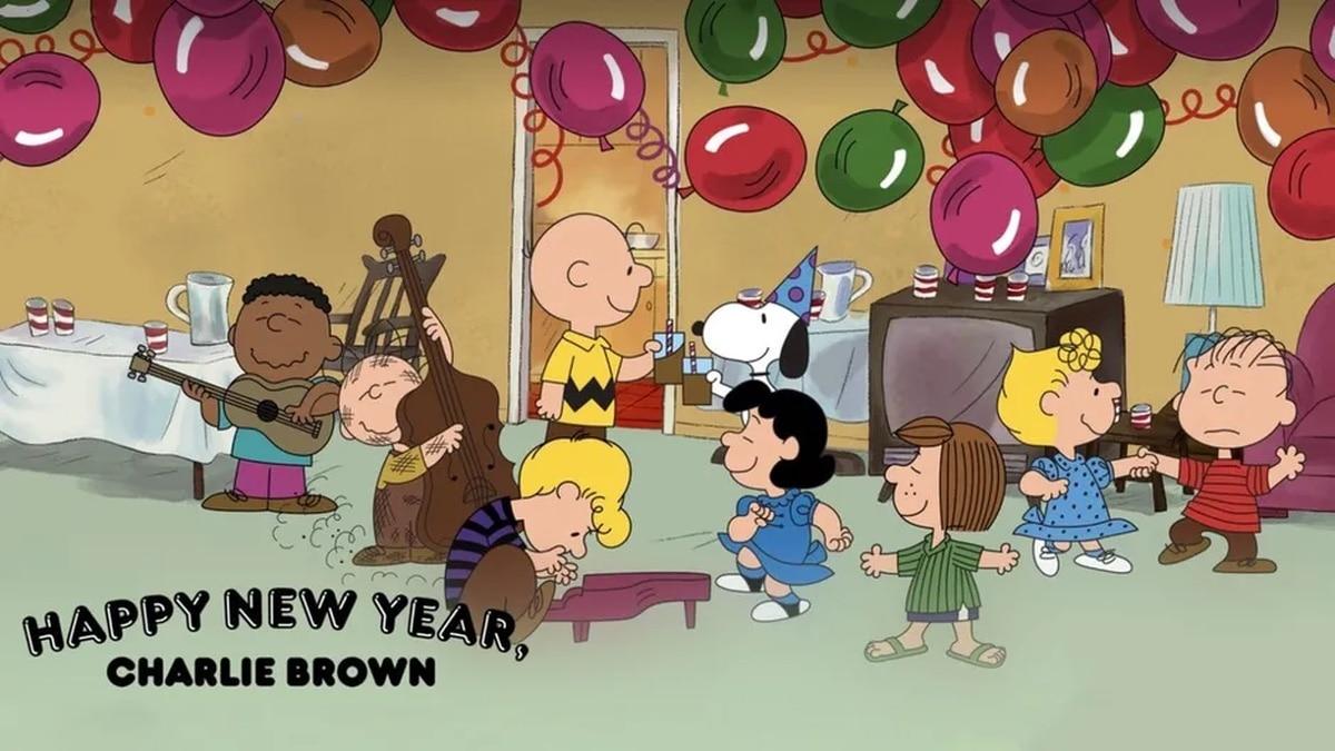 Snoopy y su pandilla especial fin de año