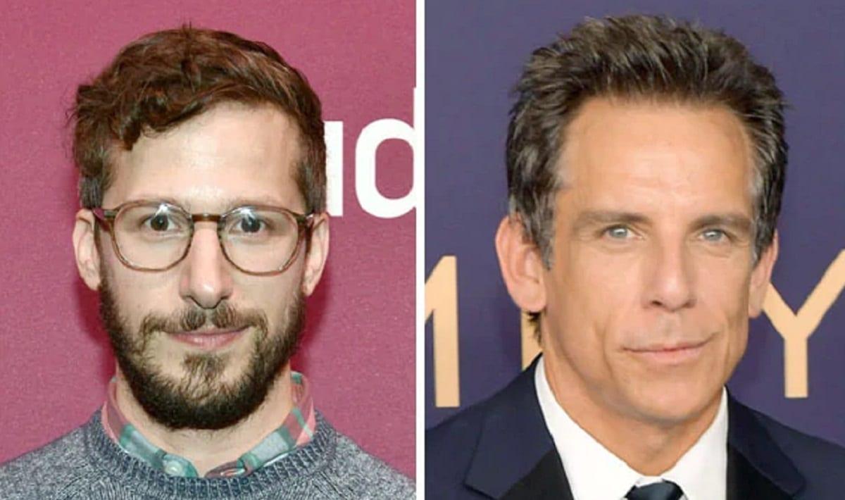 Andy Samberg y Ben Stiller