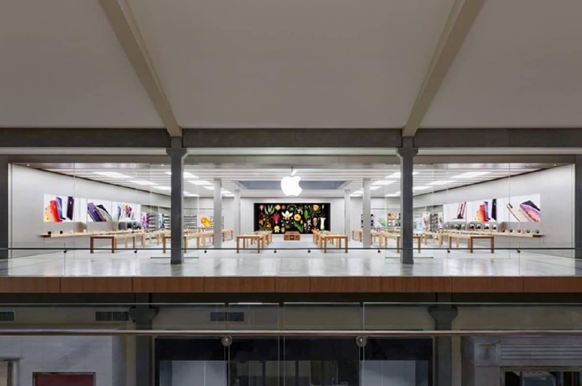 Las Apple Store de Washington D.C. cerrarán hasta el 21 de enero