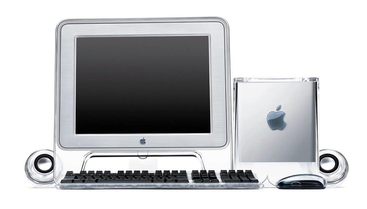 Un nuevo Mac Pro podría tener el diseño del antológico Mac Cube