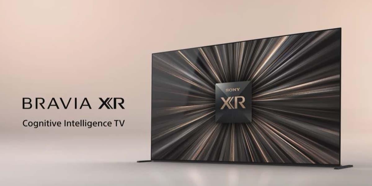 Nuevos Sony Bravia XR compatibles con AirPlay y HomeKit