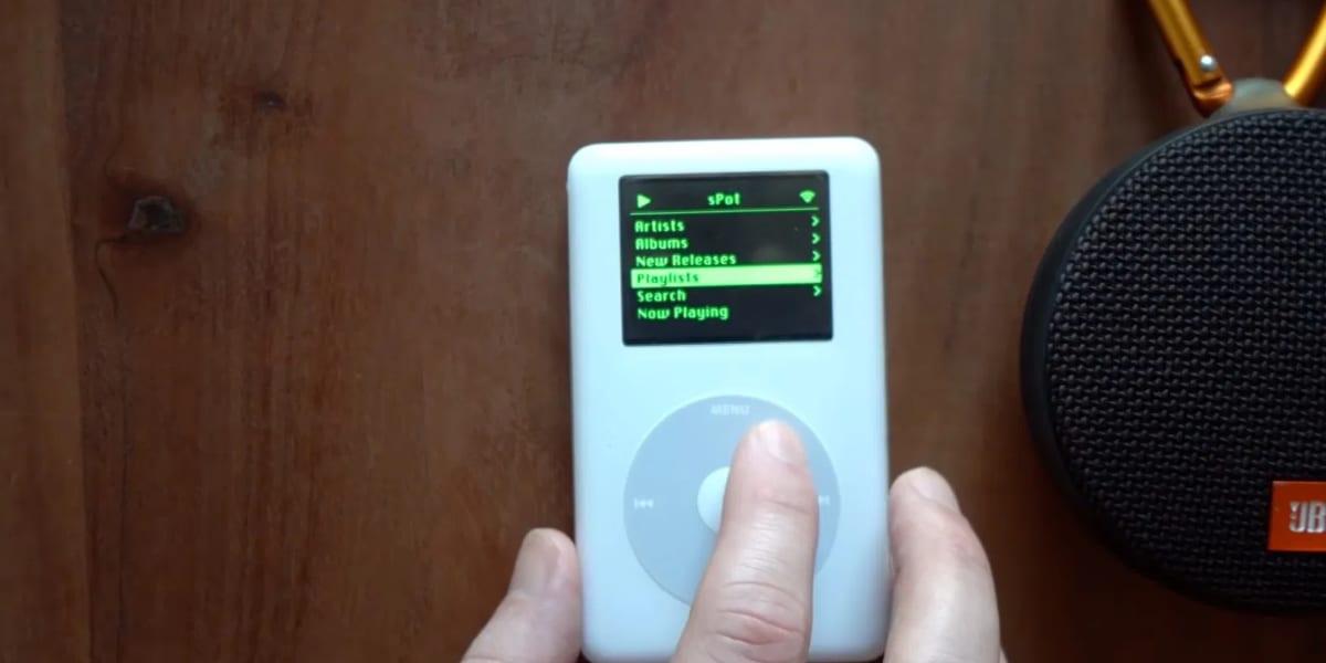iPod tuneado
