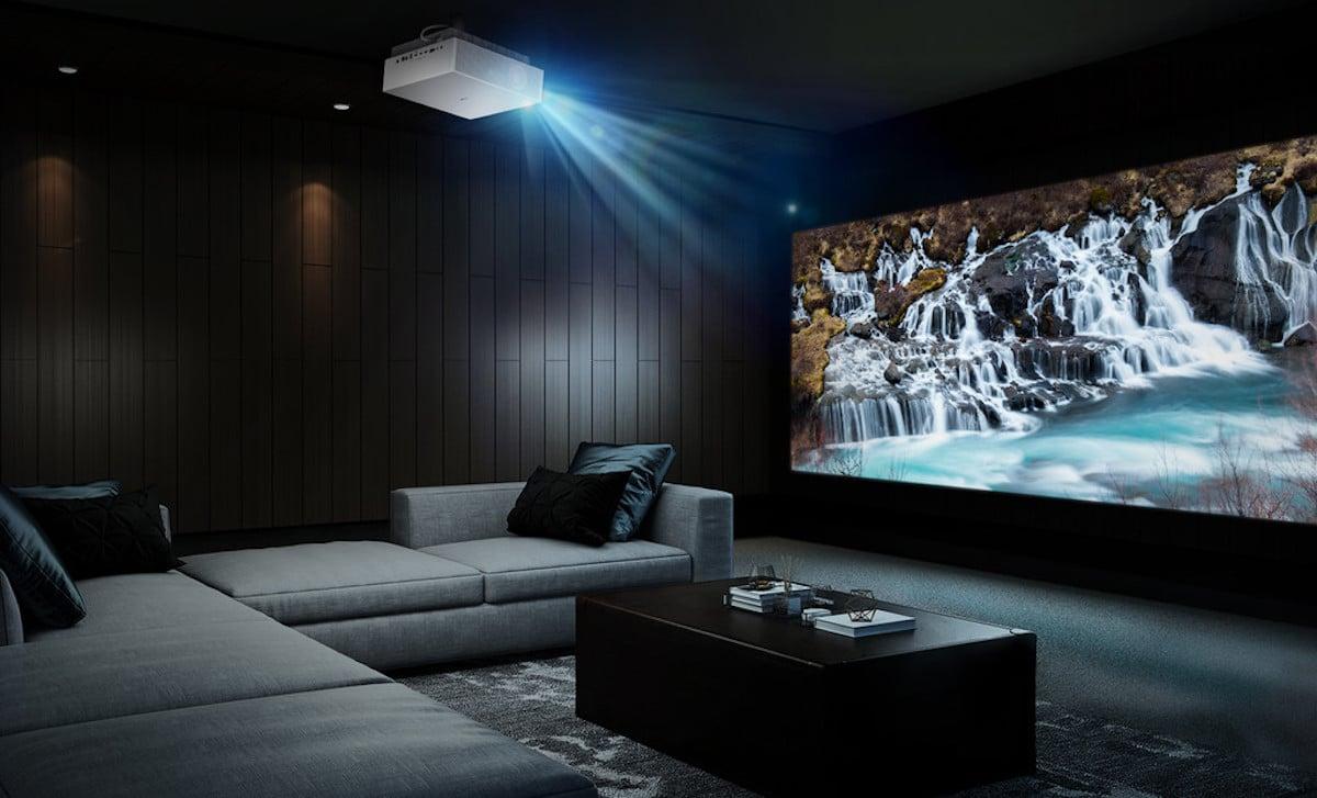El nuevo proyector de LG es 4K, compatible con AirPlay 2 y cuesta 2.999 dólares