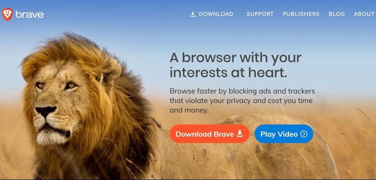 El navegador Brave se ajusta a M1