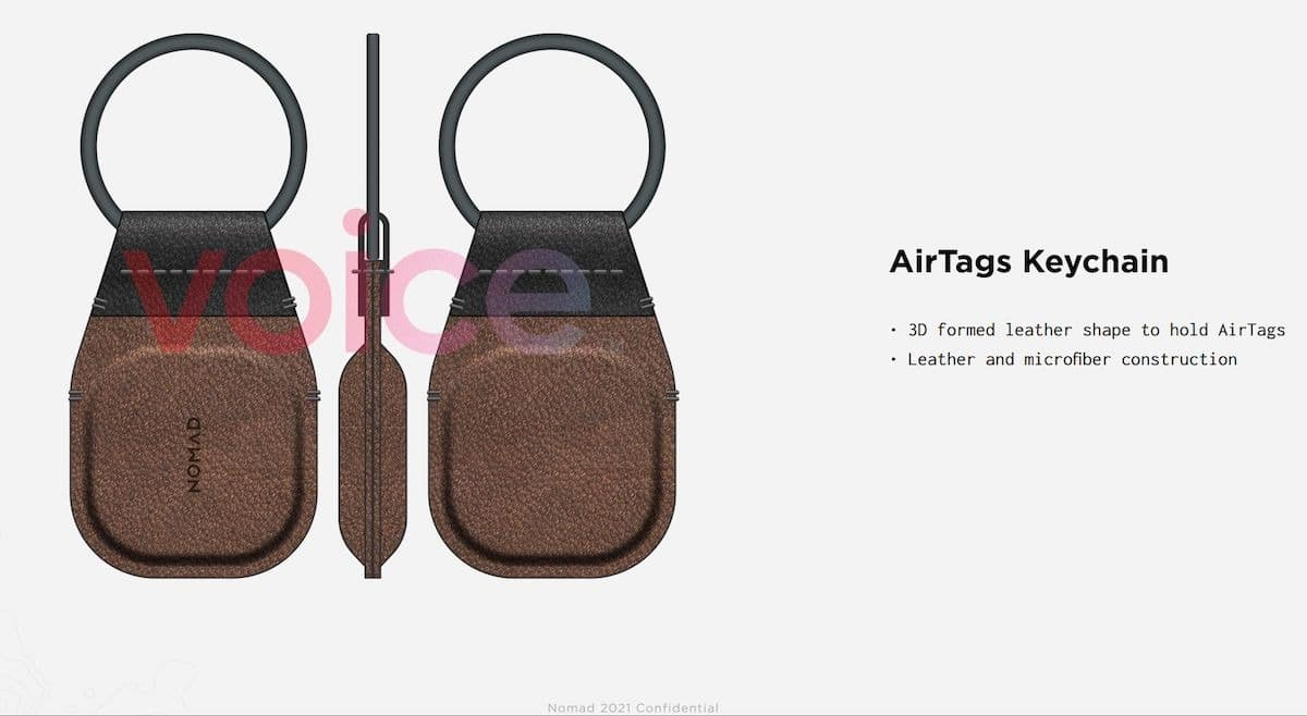 AirTags Nomad
