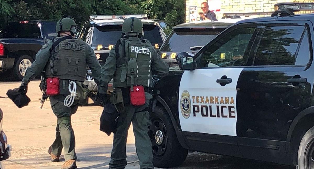 Texas policia