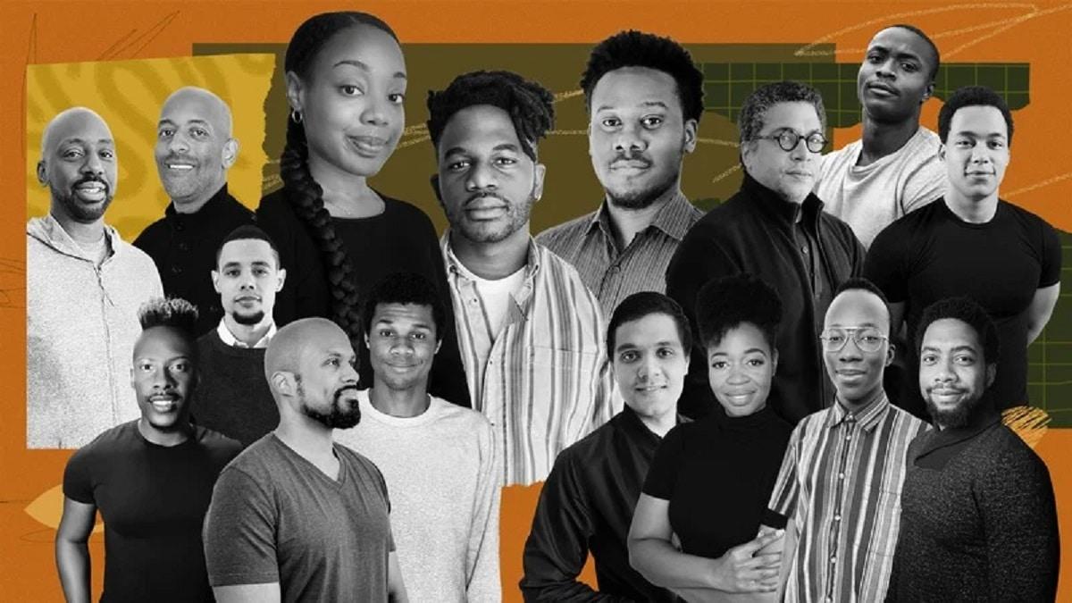 fundadores y desarrolladores negros
