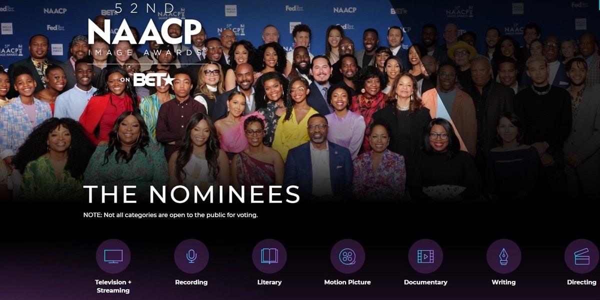 Premios NAAC Apple TV+