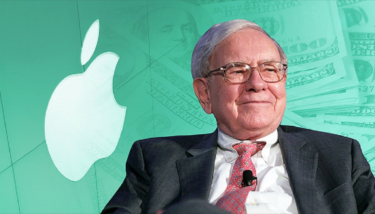 Warren Buffett acciones de Apple