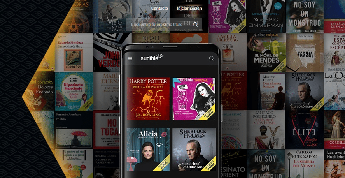 Audiolibros y podcast gratis durante 3 meses con Audible