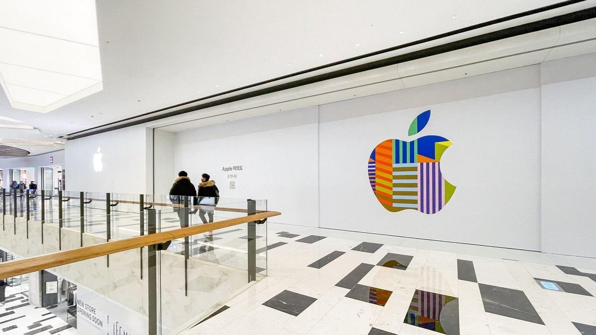 La segunda Apple Store de Seúl abre sus puertas el día 26 de febrero 2021