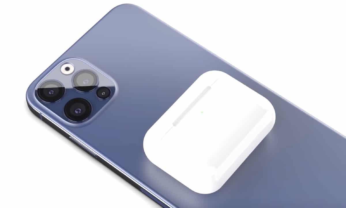 Carga invertida iPhone