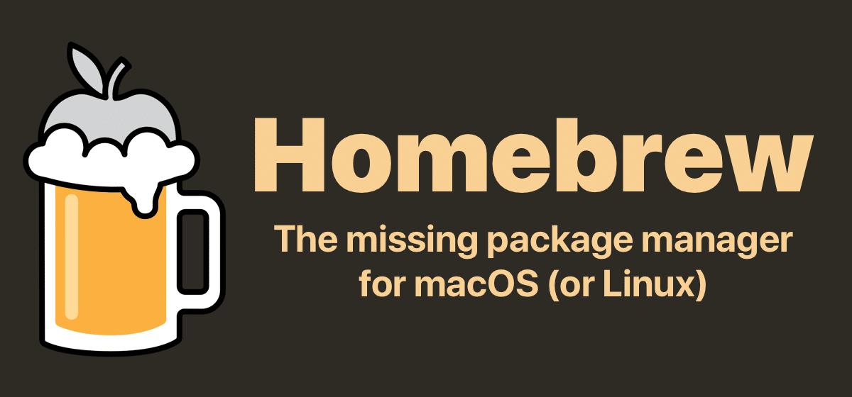 Homebrew para macOS compatible con Apple Silicon