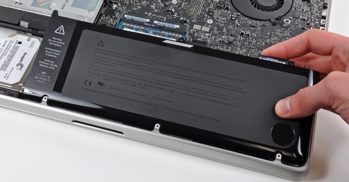MacBook Pro batería