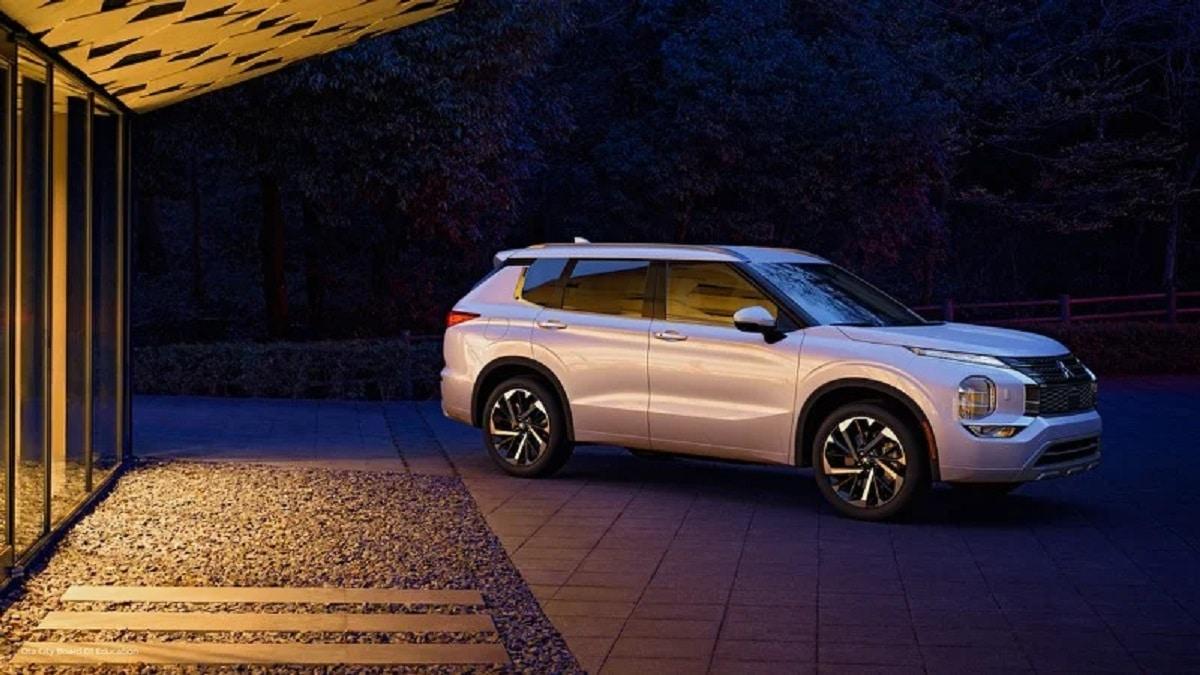 Mitsubishi Outlander traerá CarPlay inalámbrico