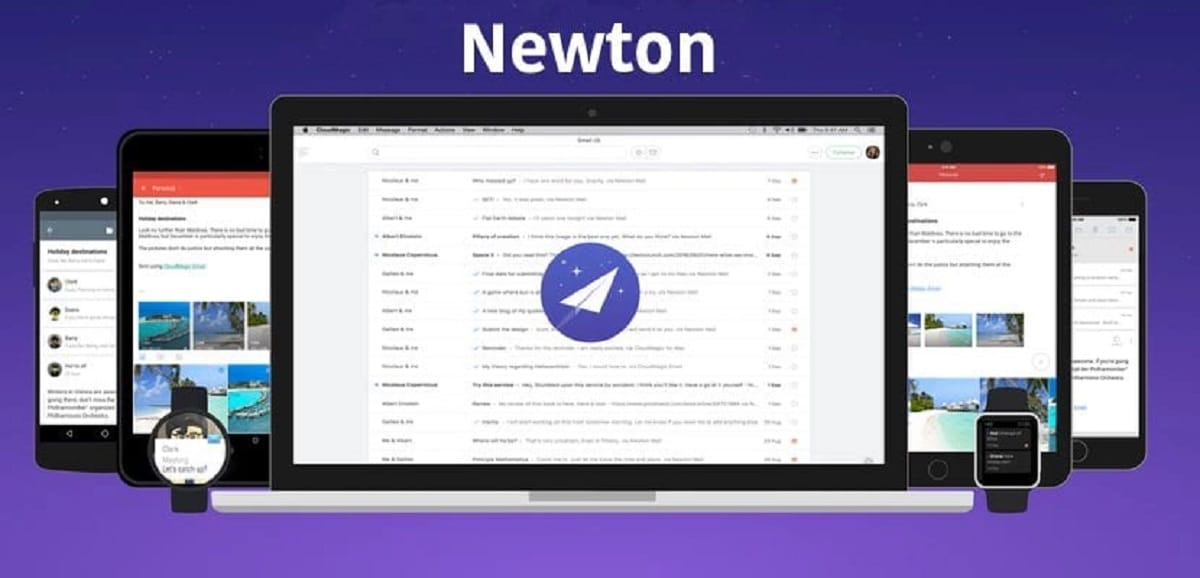 Newton disponible para Mac M1