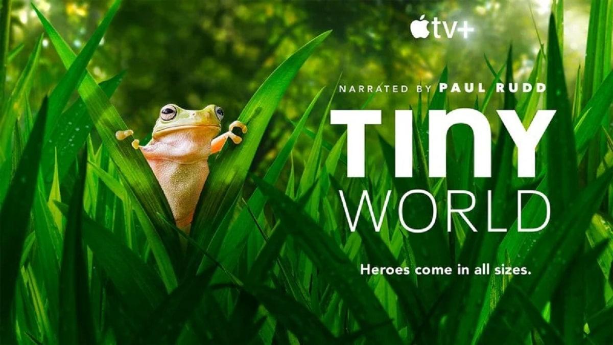 Tiny world también para el día de la Tierra