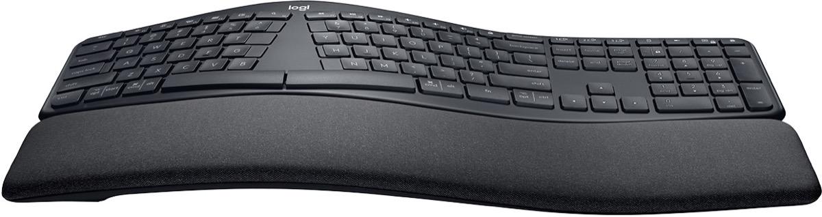 Logitech presenta el nuevo teclado ERGO K860