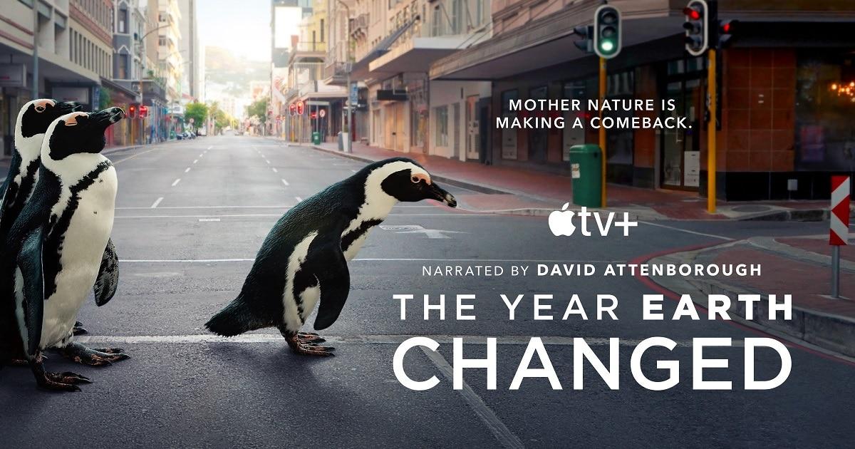 Día de la Tierra en 2021 en Apple TV+