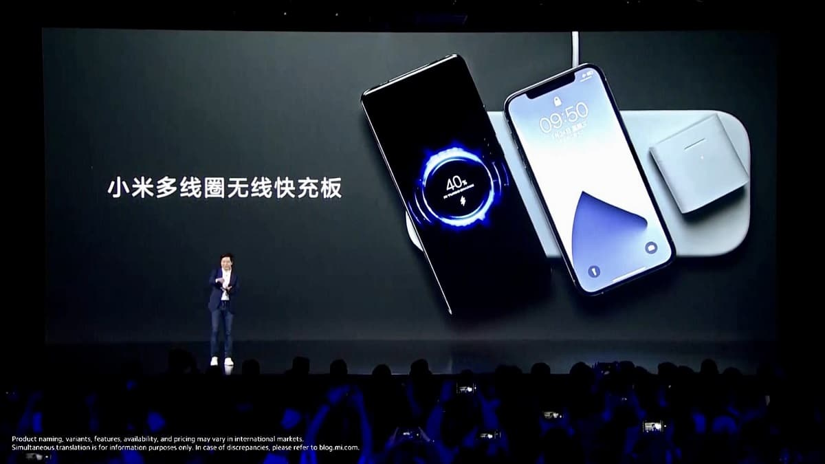 AirPower Xiaomi