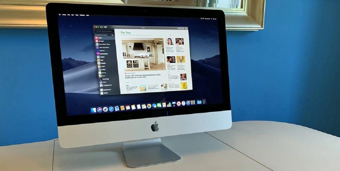 iMac 4K renovación