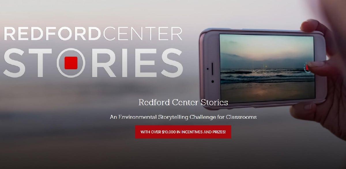 Redford Center Stories Challenge