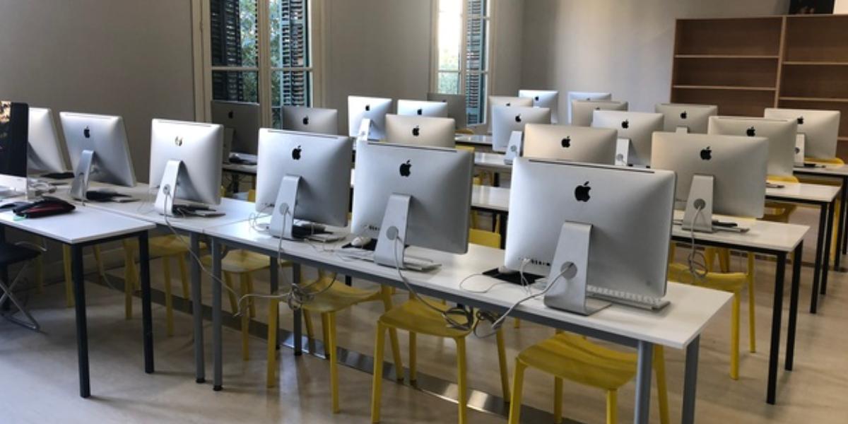 Sala iMacs